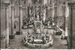 Vierzehnheiligen  Inneres Der Basilika (1955) - Duitsland