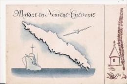 MARINE EN NOUVELLE CALEDONIE - Nouvelle Calédonie