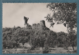 63-SAINT-JULIEN-DE-COPPEL- Château De Coppel- Non écrite - 2 Scans -10.5 X 15 - CIM COMBIER - France
