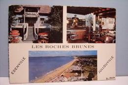 "EDENVILLE - JULLOUVILLE  --- ""  LES ROCHES  BRUNES  "" - Other Municipalities"
