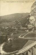 74 Haute Savoie ST JEAN DAULPH Village Du Bas Thé écrite Au Dos Plis En Haut A Gauche - Saint-Jean-d'Aulps
