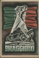 ITALIA - Cartolina Postale In Franchigia - Nuova - Franchigia