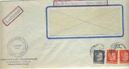 Ostland Michel No. 1 , 6 auf Brief