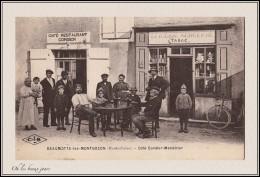 BEAUMOTTE-les-MONTBOZON - Café Cordier-Ménétrier - Altri Comuni