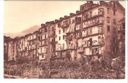 Corte- La Corse, Ile De Beauté-Vieilles Maisons De La Ville Basse--Editions D'Art, YVON - Corte