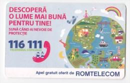 Romania   , Phonecards   , 2010 ,   Used - Romania