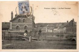 TUPIGNY Le Pont Tournant - France