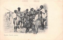 ¤¤  -   DJIBOUTI   -   Familles Somalis Campées    -  ¤¤ - Gibuti
