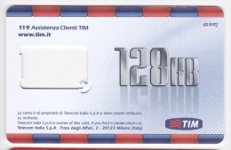 Italy ,  SIM Card ,TIM ,  Used - Italy