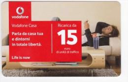 Italy ,  Phonecard Prepaid  ,  Used - Italië