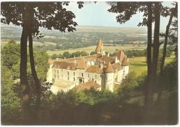Dépt 58 - BAZOCHES - Le Château De Bazoches-du-Morvand - (Maréchal DE VAUBAN) - CPSM 10,5 X 14,9 Cm - Env. De Vézelay - Bazoches