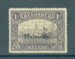 BELGIE - OBP Nr OC 75 - Bezettingszegels/Occupati On - MH* - Cote 15,00 € - Guerra '14-'18