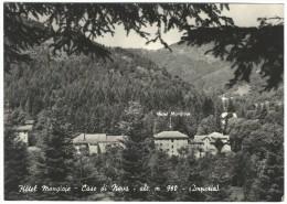 1965, Imperia - Hotel Mangioje - Case Di Nava. - Imperia
