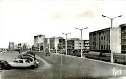 Belle Carte    - Saint Jean De Monts -  Esplanade De La Mer   ,animée     Citroén 2 CV  Et DS              A438 - Saint Jean De Monts