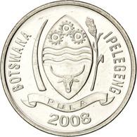 Botswana, République, 10 Thebe 2008, KM 27 - Botswana