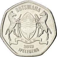 [#87137] Botswana, République, 25 Thebe 2013, KM New - Botswana
