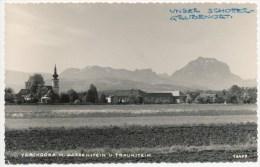 Vorchdorf, Gel. 28. 5. 1956 - Vorchdorf