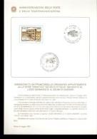 1991 BOLLETTINO ``Scuole D´Italia''. 6ª Serie. Liceo Ginnasio D.A. Azuni, Sassari. - Architettura