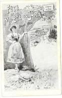 FETE DE LA MI ETE DU JURA AOUT 1903 - France