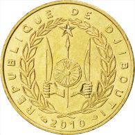 [#87385] Djibouti, République, 10 Francs 2010, KM 23 - Djibouti