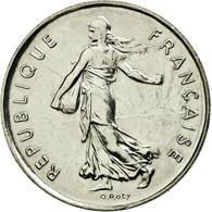 Monnaie, France, Semeuse, 5 Francs, 1987, SPL, Nickel Clad Copper-Nickel - France