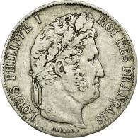 Monnaie, France, Louis-Philippe, 5 Francs, 1845, Paris, TTB, Argent, KM:749.1 - France