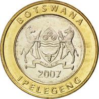 Botswana, République, 5 Pula 2007, KM 30 - Botswana