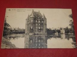 STEENOKKERZEEL  - STEYNOCKERZEEL  - Kasteel Van Ham  - Château De Ham -  1923    -  (2 Scans) - Steenokkerzeel