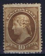 USA 1870 Yvert Nr 44  Not Used (*) No Gumm - Unused Stamps