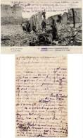 Suippes ( Marne ) - Les Ruines Du Village ( Correspondance Militaire ) - France