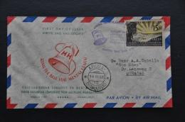 M3 ++ NEDERLANDSE ANTILLEN FDC 1957 E1 TROPISCH - Curaçao, Nederlandse Antillen, Aruba