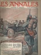 journal LES ANNALES , le journal de la guerre , automobile  , militaria , 25 avril  2015 , frais fr : 2.50�