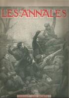journal LES ANNALES , DEBOUT , LES MORTS , militaria , 16 mai 2015 , frais fr : 2.50�