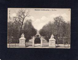 51282   Belgio,  Souvenir De Bruxelles, Le  Parc,  VG  1901 - Foreste, Parchi, Giardini
