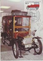 Berlin 1982 Adler-Limousine 1913 1v Maxicard (19373) - [5] Berlijn