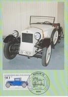Berlin 1982 DKW F1 1931 1v Maxicard (19374) - Maximum Kaarten