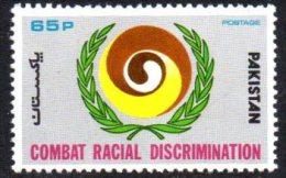 Pakistan 1976 Combat Racial Discrimination, MNH (D) - Pakistan