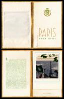 Paris. Tour Eiffel. Les Editions Du Prè Paris. Brevete S. G. D. G.. Pieghevole Con Effetto Tridimensionale... - Europa