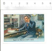 Image / Guglielmo Marconi / Télégraphe Sans Fil  / Poste TSF  // IM 30-KPA/5 - Nestlé