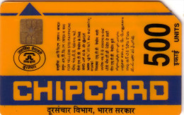 INDE INDIA APLAB YELLOW 500U GEMPLUS UT - India