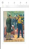 Image / Graham Bell Chez Pedro II / Invention Du Téléphone Empereur Pierre Ou Pedro II Du Brésil  // IM 30-KPA/5 - Nestlé