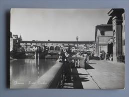 X1253)  Firenze - Ponte Vecchio - Firenze (Florence)