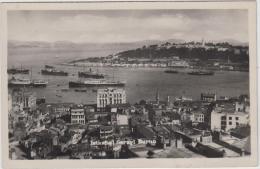 AK  - Istanbul - Serayi  Burnu - 1920 - Türkei