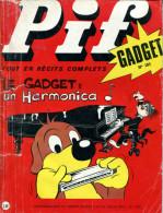 Pif Gadget N°103 (Vaillant 1341) Avec BD De Corto Maltese - Pif Gadget