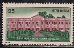 India MNH 1978,  Ravenshaw College, Education - Neufs