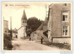 BERTRIX ..--  Le CULOT Et Clinique SAINT - CHARLES  ..--  Vers MUNO ( Mr Mme BASTIN - MINGUET ) . Voir Verso . - Bertrix