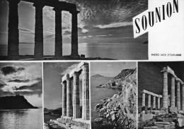GRECE - SOUNION. Photo Nick Stournaras. Format Cpm - Greece