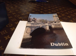 Dublin Grande Carte - Dublin
