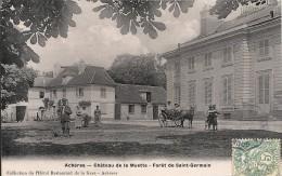 CHATEAU DE LA MUETTE - Acheres