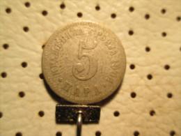 SERBIA 1 Para 1904  1/1 - Serbia